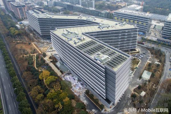 马云11亿盖的新支付宝大楼长什么样,网友:一看就是老司机!