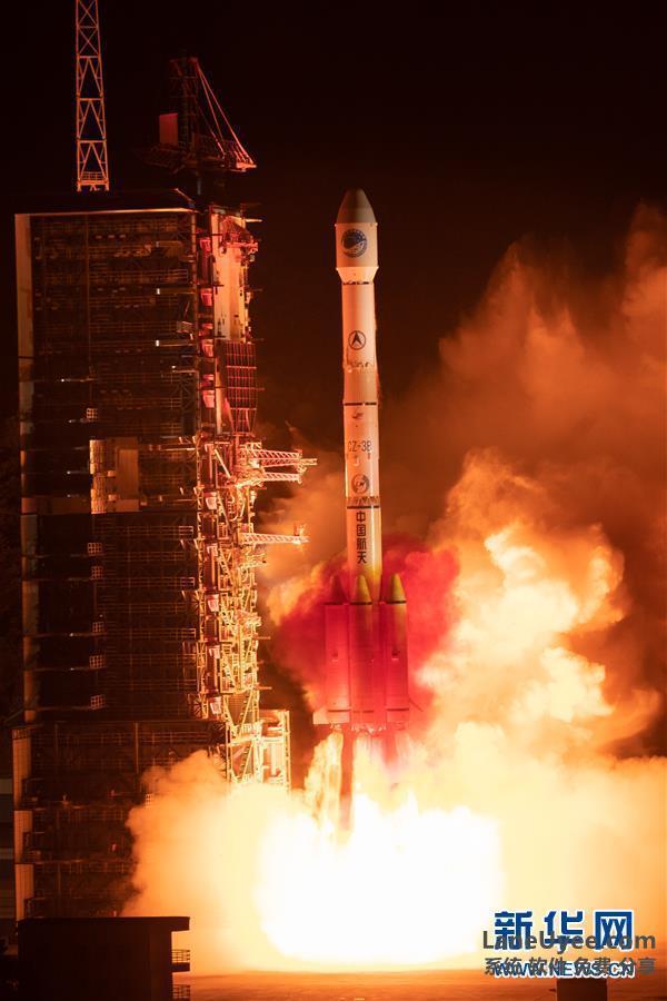 我国成功发射北斗三号系统首颗倾斜地球同步轨道卫星 长三甲系列运载火箭飞行次数上百